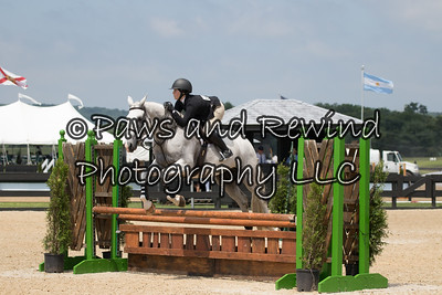 Equitation 14 and under 3'