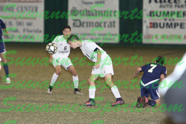 Suwannee High School Soccer - JV  Boys - 2016-17 - Unprocessed