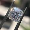 3.02ct Antique Asscher Cut Diamond, GIA G VS2 17