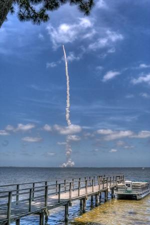Shuttle Atlantis STS-132 Final Flight