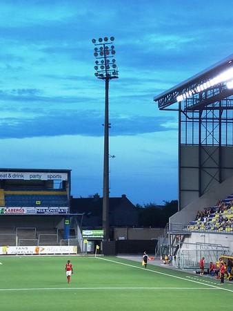 St Trond-Charlton & old Tongeren ground
