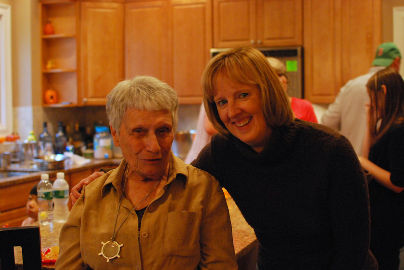 Aunt Ruth and Kathy