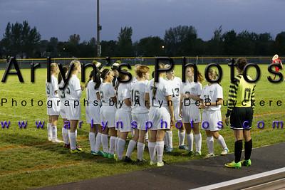 Girls Soccer vs Mound