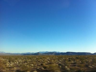 2011 Las Vegas, Zion and Bryce Canyon