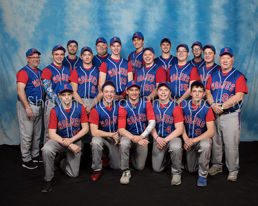 Kane Area High School Baseball 2017