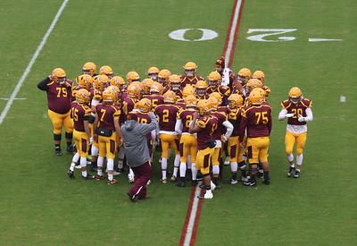 vs North Duplin (State Championship) 12-9-17