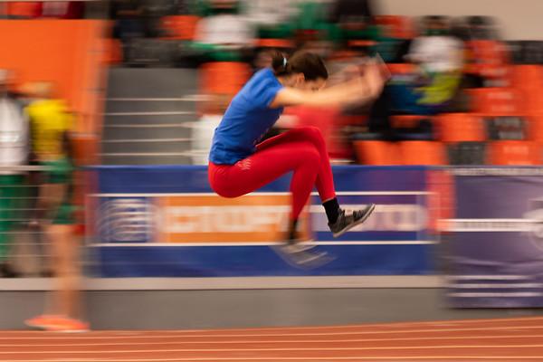 Long Jump, Women