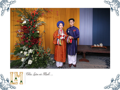Wedding - Thanh Luan & Uyen Minh