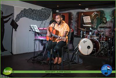 #MUSICOFTT - An APDP Showcase