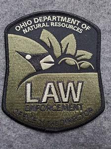 Ohio DNR Law Enforcement