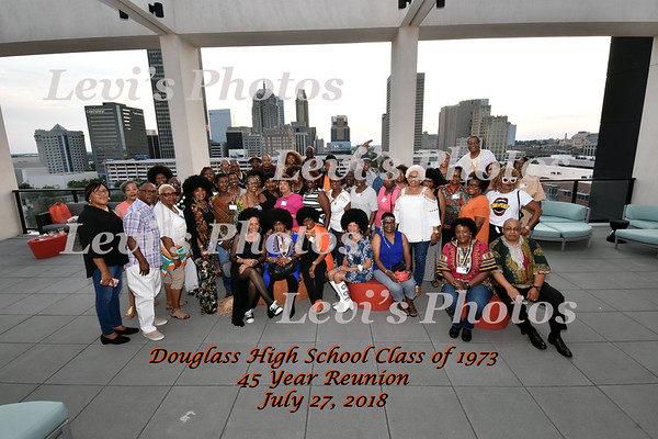 OKC Douglass High School Class of 1973 Reunion