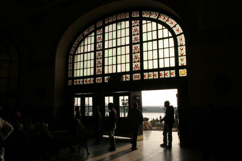 Haydarpasa Train Station, Istanbul