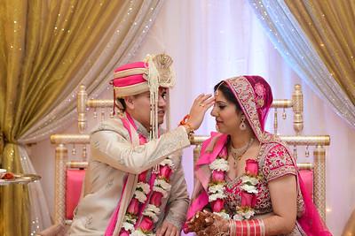 Kavita & Luis