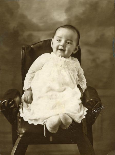 Baby Amelia Clark