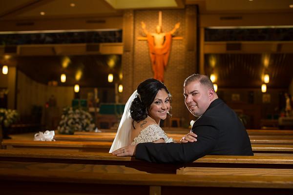 Jeanine & George's Wedding