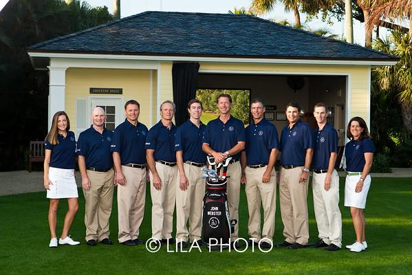 John Webster Golf Academy 2011
