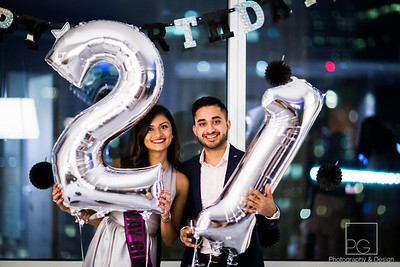Rushi & Avni's 21st