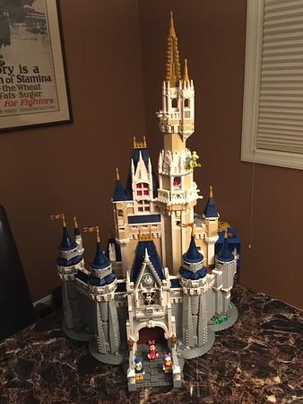 Disney Castle (August 2016)