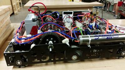 Prototype Drivebase
