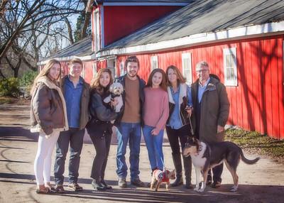 Johnson Family 2017
