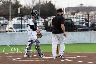 CCS Varsity Baseball vs. Luther 3-4-21