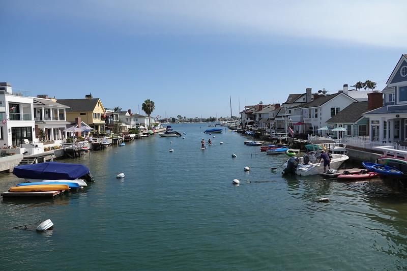 Lower Newport Harbor