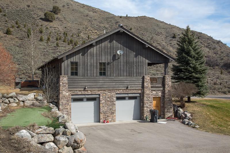 Hoback Residence