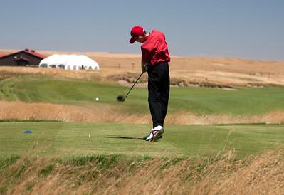Dex - Andy Eastern WA Golf Trip - 2010