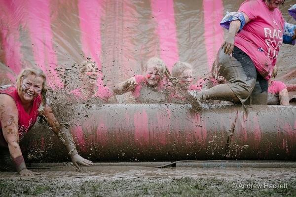Pretty Muddy Event Worcester
