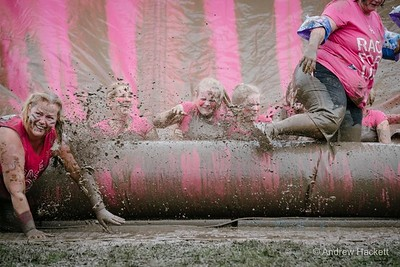 Pretty Muddy Event Worcester