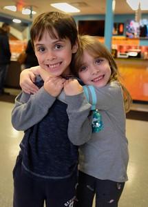 Chase and Leighton's Birthday