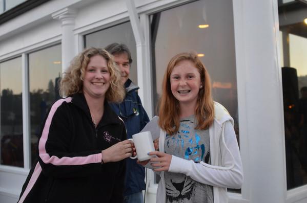 CYC Fri. night awards and Easter Seals 7/8 & 7/9/2011