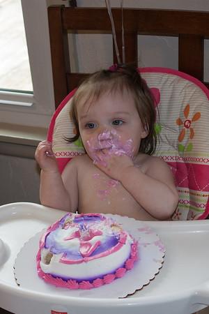Nova 1st Birthday