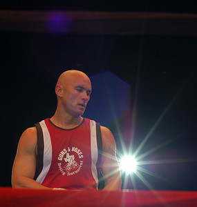 Guns and Hoses Boxing Tournament