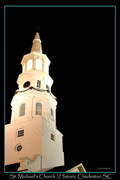 ST. MICHAEL'S CHURCH | HISTORIC CHARLESTON