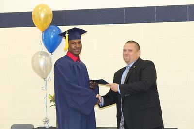 Yankee Hill Graduation 2017