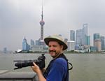 Dave in Shanghai
