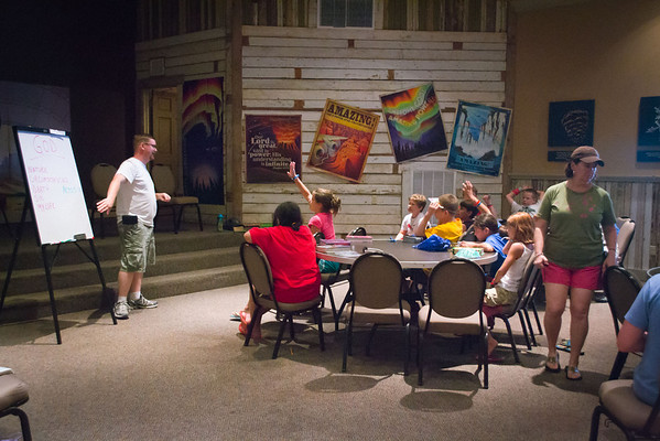 Shearer Hills Baptist Church: Children - August 4, 2012, Afternoon