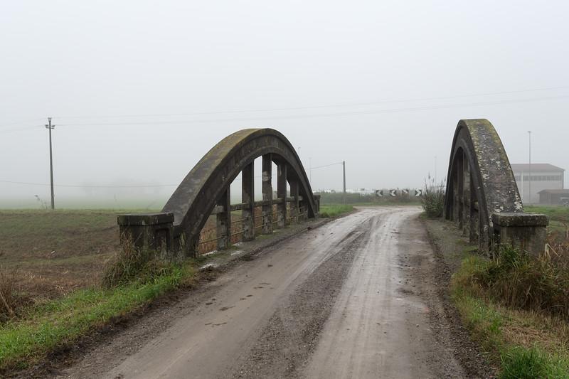 Bridge - Via Pascolone, Crevalcore, Bologna, Italy - November 28, 2014
