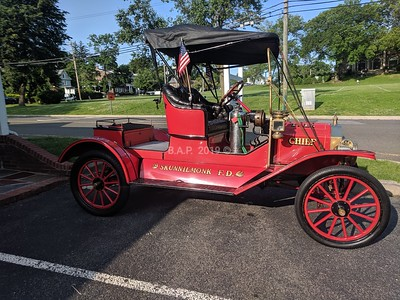 Skunniemonk F.D. - 1911 Ford