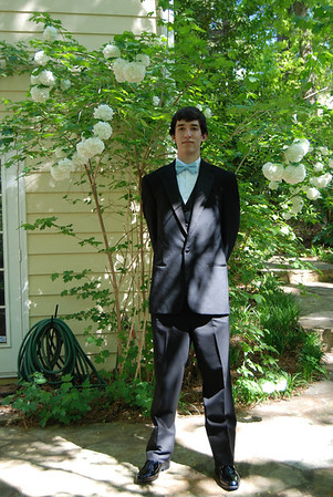Michael Goes to his Senior Prom