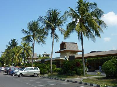 Mataram Selaparang Airport - Lombok