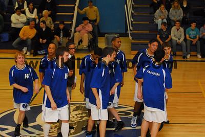 Basketball - Varsity Boys