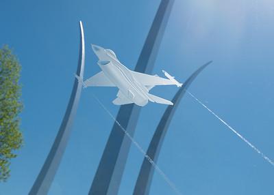 9. Air Force Memorial