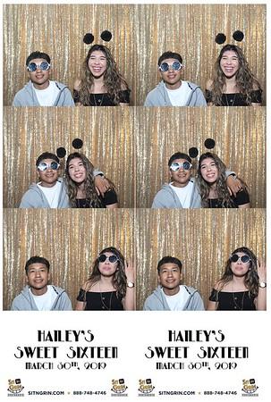 Hailey's Sweet Sixteen