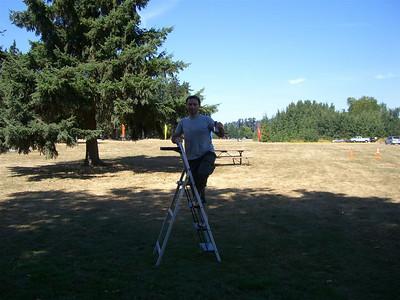 Dome Test, Marymoor Park, Seattle