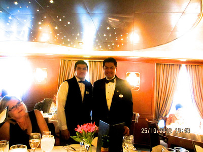 Cruise Dinner Pictures
