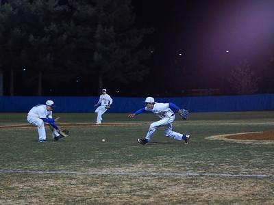 Varsity Baseball 3/24/14
