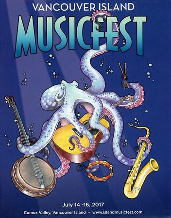 Vancouver Island Musicfest 2017