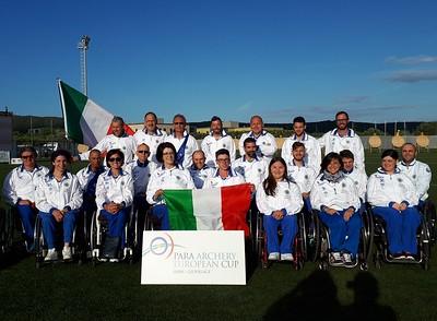 Para-Archery European Cup - Olbia 2018